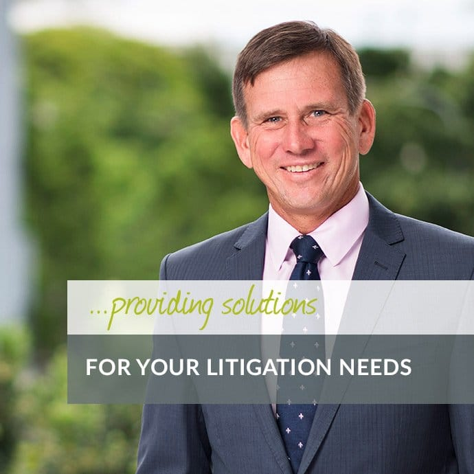 Contact us for your Litigation needs