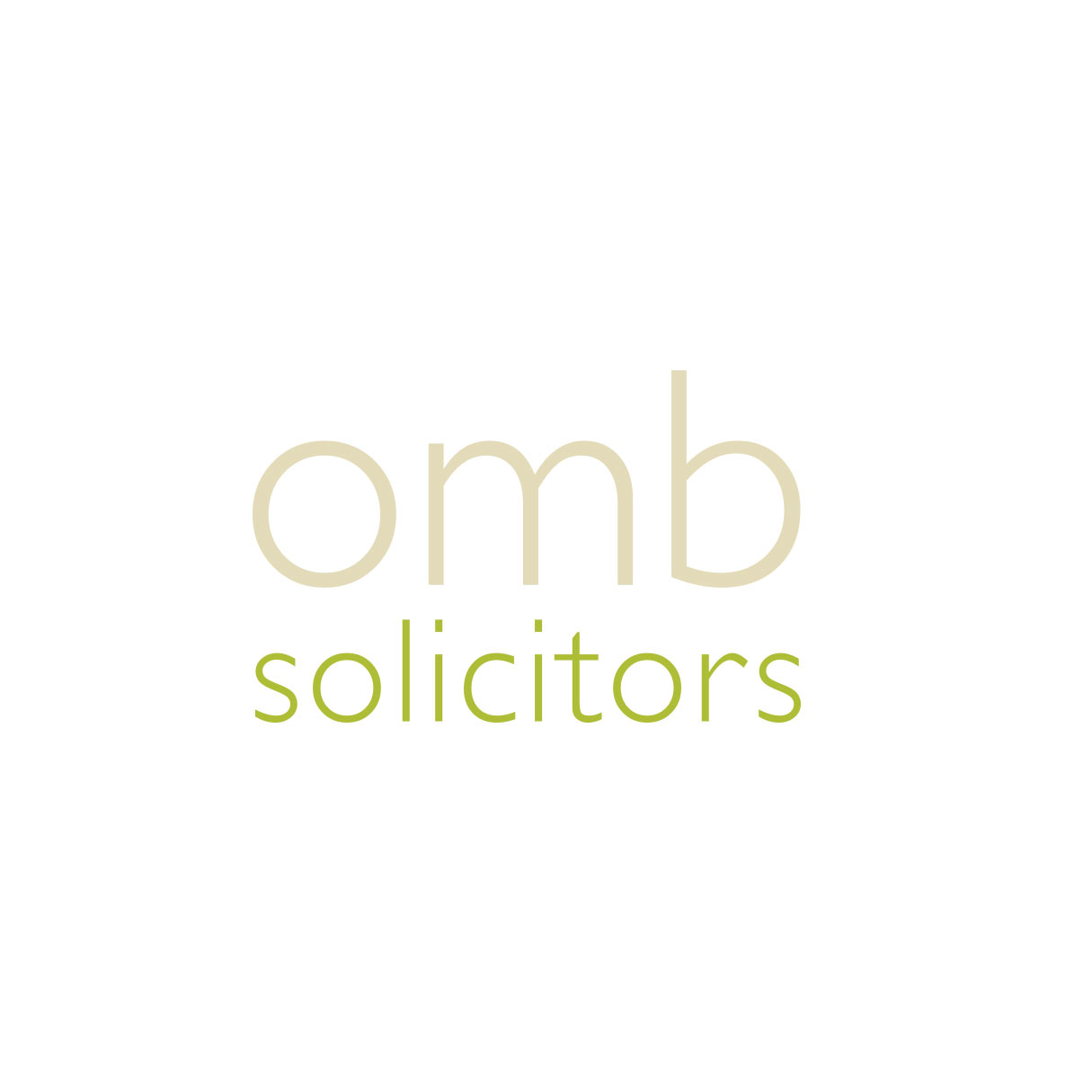 OMB Solicitors Business Logo